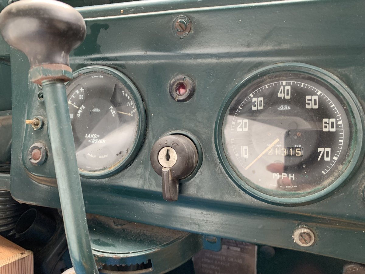 1958 Early Land Rover For Sale (picture 4 of 6)