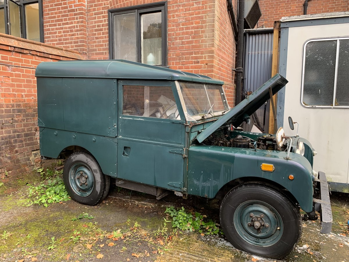 1958 Early Land Rover For Sale (picture 6 of 6)