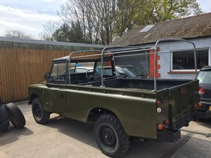 1980 Landrover 109 x army new respray softop £3500 For Sale