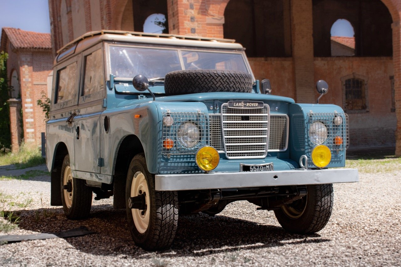 1974 Land Rover 88 - ASI & Stunning! For Sale (picture 3 of 6)