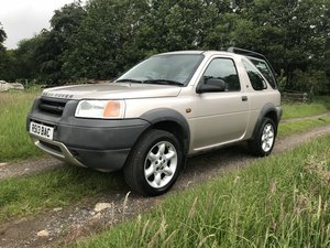 1997 Rare pre production freelander For Sale