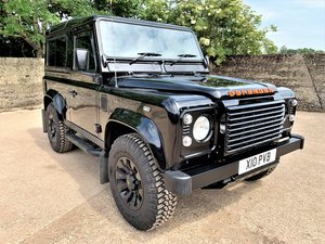 2006 Defender 90 TD5 XS Station wagon+just 75K+high spec SOLD