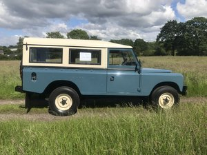 1980 Landrover series 3 109 For Sale