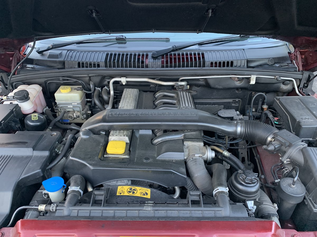 2000 *** EXTREMELY LOW MILEAGE P38 RANGE ROVER *** For Sale (picture 6 of 6)