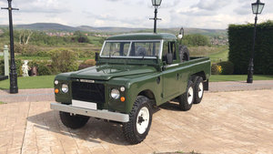 1986 Land Rover Defender 66 For Sale by Auction