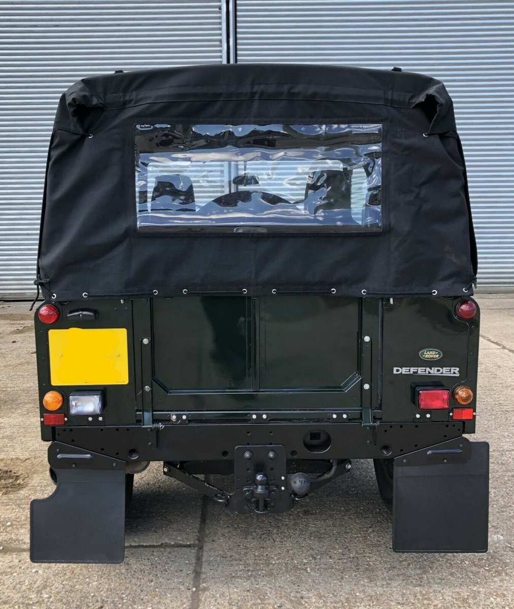 2000  Land Rover Defender 90 TD5 Soft Top For Sale (picture 4 of 6)