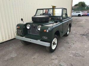 1961 Defender 88 Pick Up For Sale
