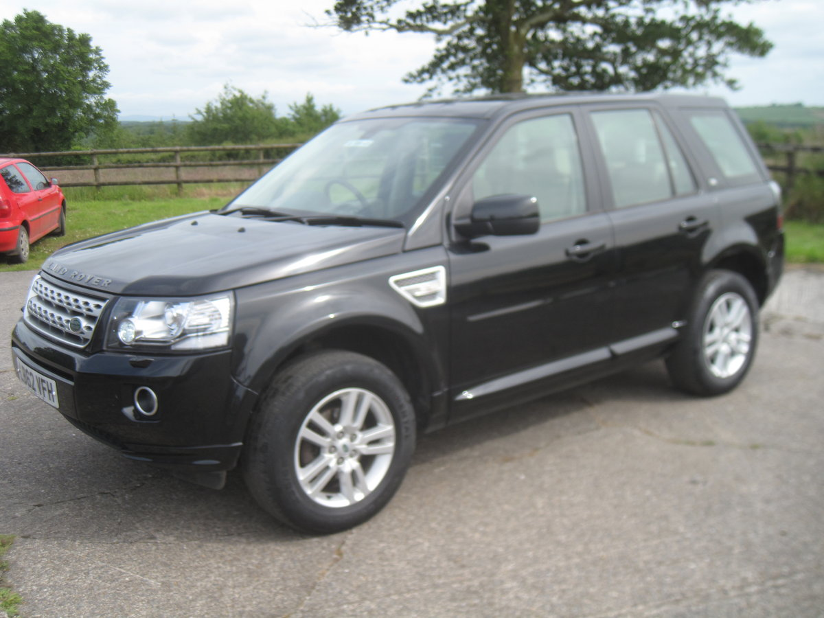 2013 Freelander 2 SD4 XS Auto For Sale (picture 2 of 6)