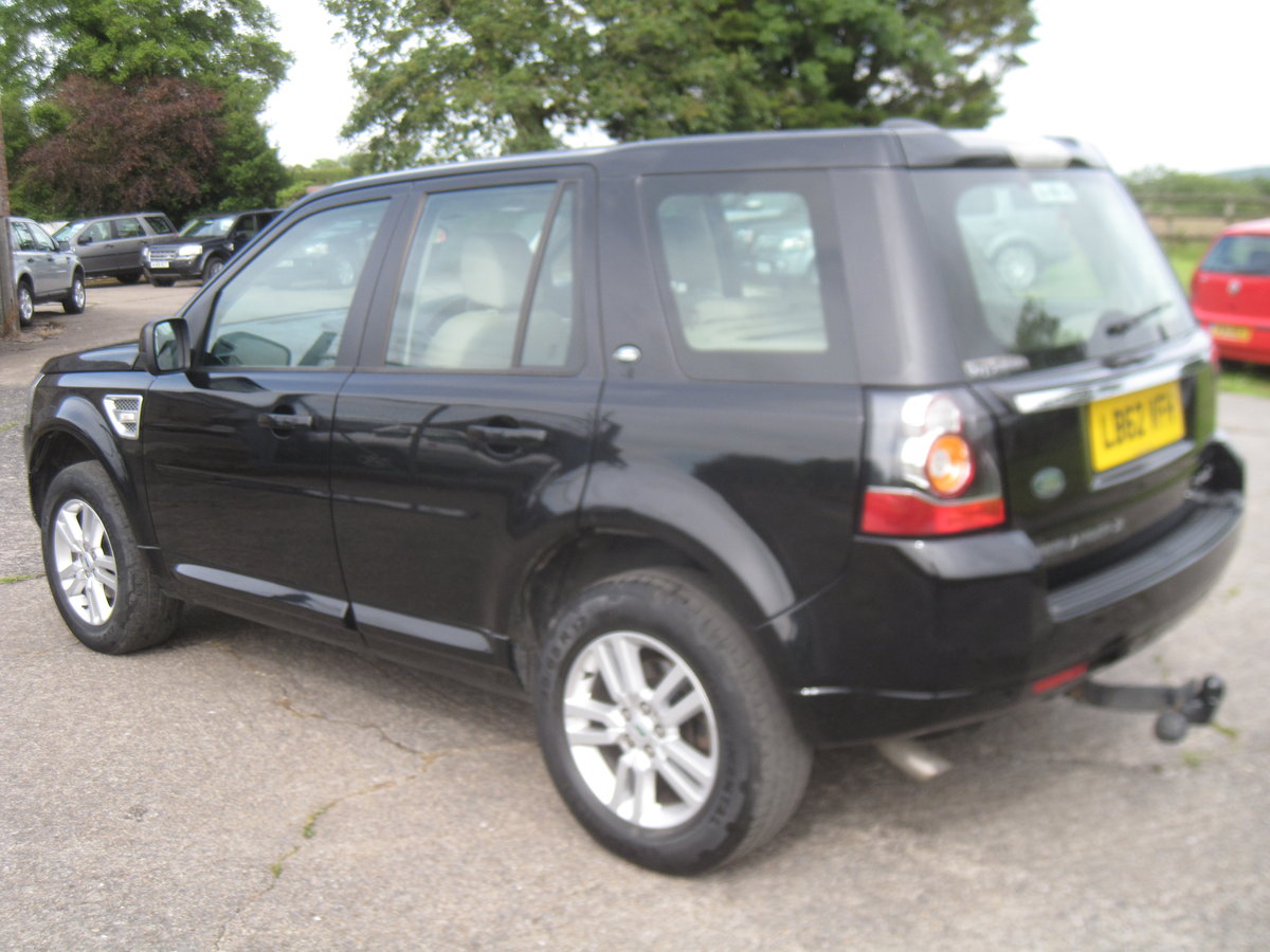 2013 Freelander 2 SD4 XS Auto For Sale (picture 3 of 6)