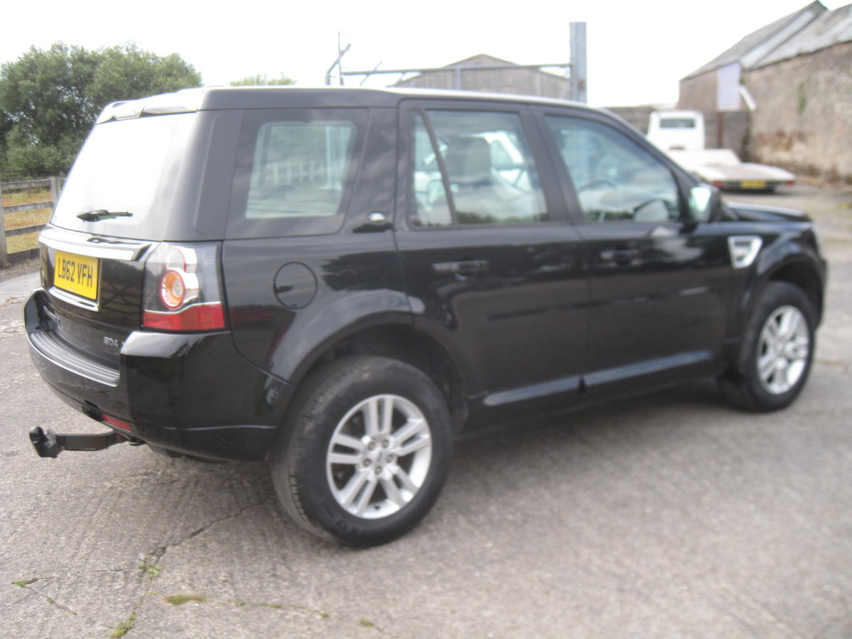 2013 Freelander 2 SD4 XS Auto For Sale (picture 4 of 6)