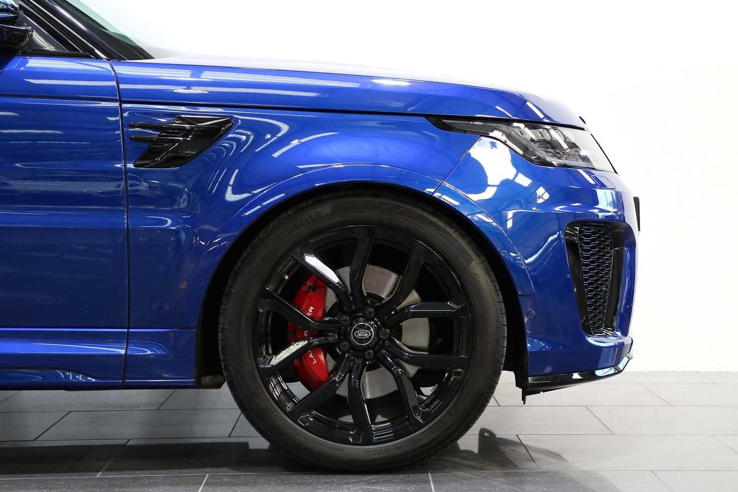 2018 18 18 RANGE ROVER 5.0 V8 SUPERCHARGED SVR AUTO For Sale (picture 4 of 6)