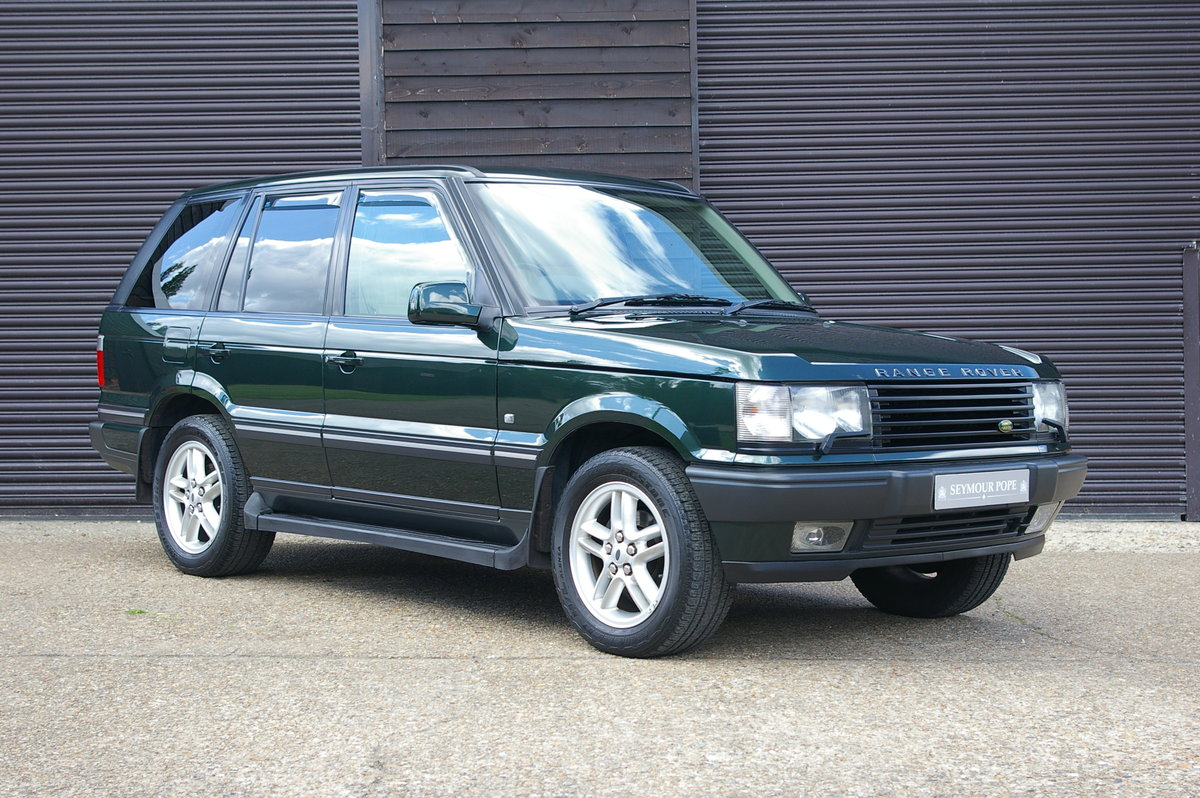 2002 Land Rover Range Rover 4.6 HSE Royal Edition Auto (64,231) For Sale (picture 1 of 6)