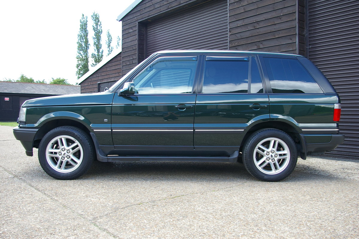 2002 Land Rover Range Rover 4.6 HSE Royal Edition Auto (64,231) For Sale (picture 2 of 6)