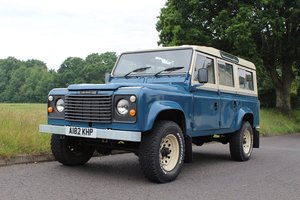 Land Rover Defender 110 1984 - To be auctioned 26/07/19 For Sale by Auction