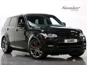 2013 13/63 RANGE ROVER SPORT 3.0 SDV6 HSE DYNAMIC AUTO For Sale