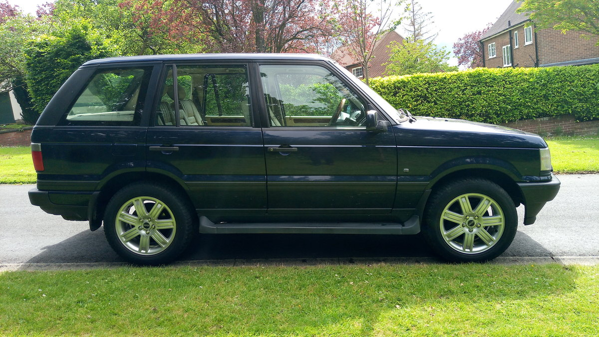 2000 Range Rover 2.5 DSE Auto, Exceptionally Low Miles For Sale (picture 1 of 6)