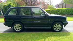 2000 Range Rover 2.5 DSE Auto, Exceptionally Low Miles For Sale