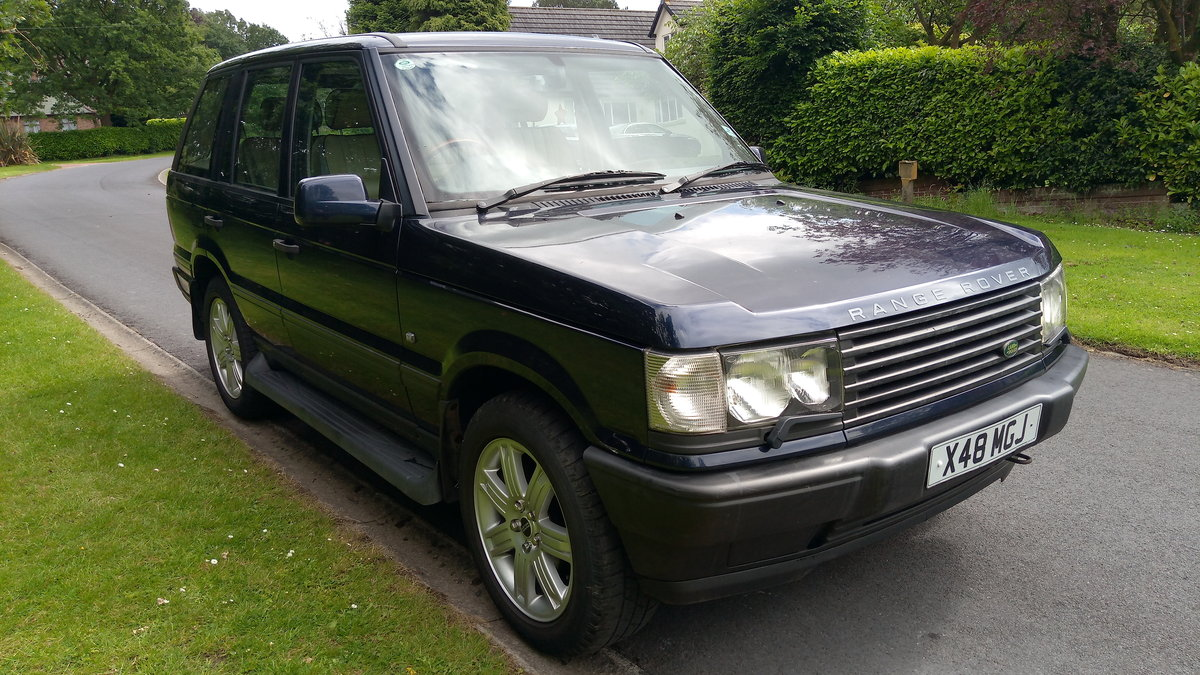 2000 Range Rover 2.5 DSE Auto, Exceptionally Low Miles For Sale (picture 2 of 6)