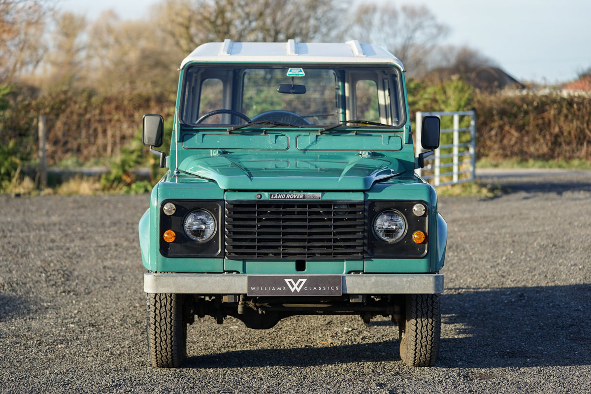 1986 Land Rover 90 Factory V8 Station Wagon 41,000 Miles From New For Sale (picture 4 of 6)