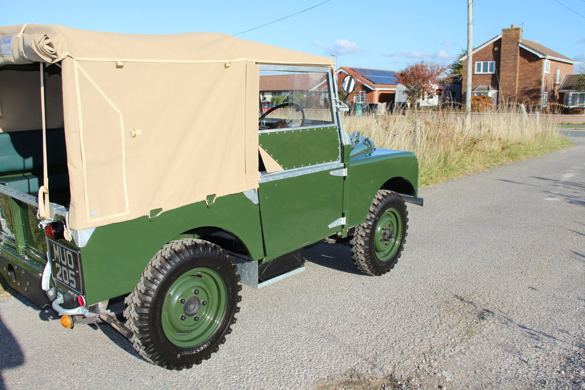 Land Rover Series 1 80 1951 Model in Great Condition (MUO 20 For Sale (picture 3 of 6)