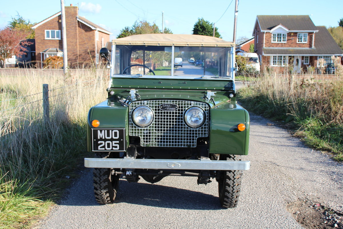 Land Rover Series 1 80 1951 Model in Great Condition (MUO 20 For Sale (picture 5 of 6)