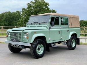 2002 Land Rover Defender 110 Safari  For Sale