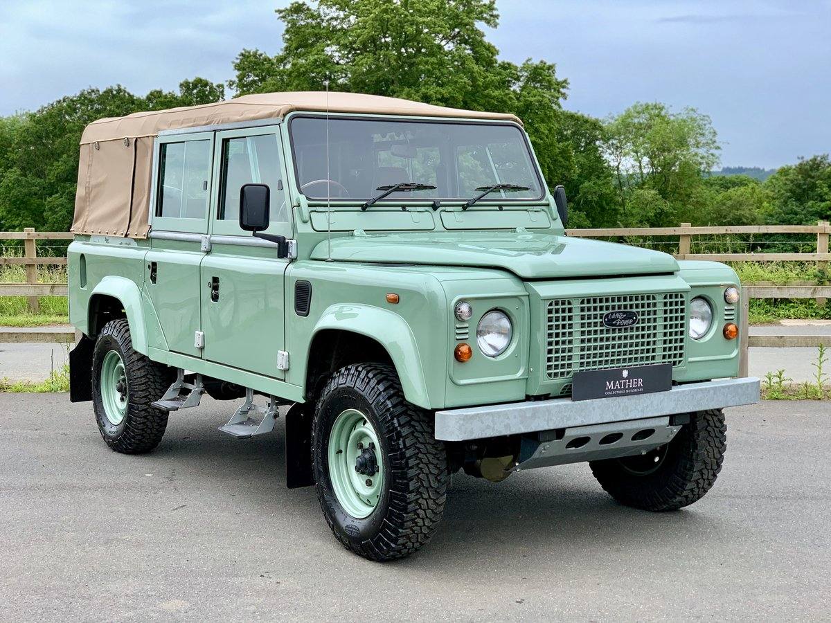 2002 Land Rover Defender 110 Safari  For Sale (picture 3 of 12)