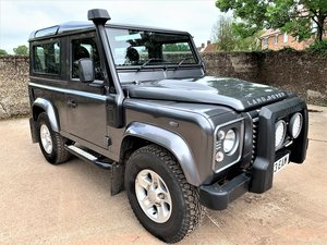 SUPERB LOOKING 2013 DEFENDER 90 2.2TDCi XS STATION WAGON SOLD