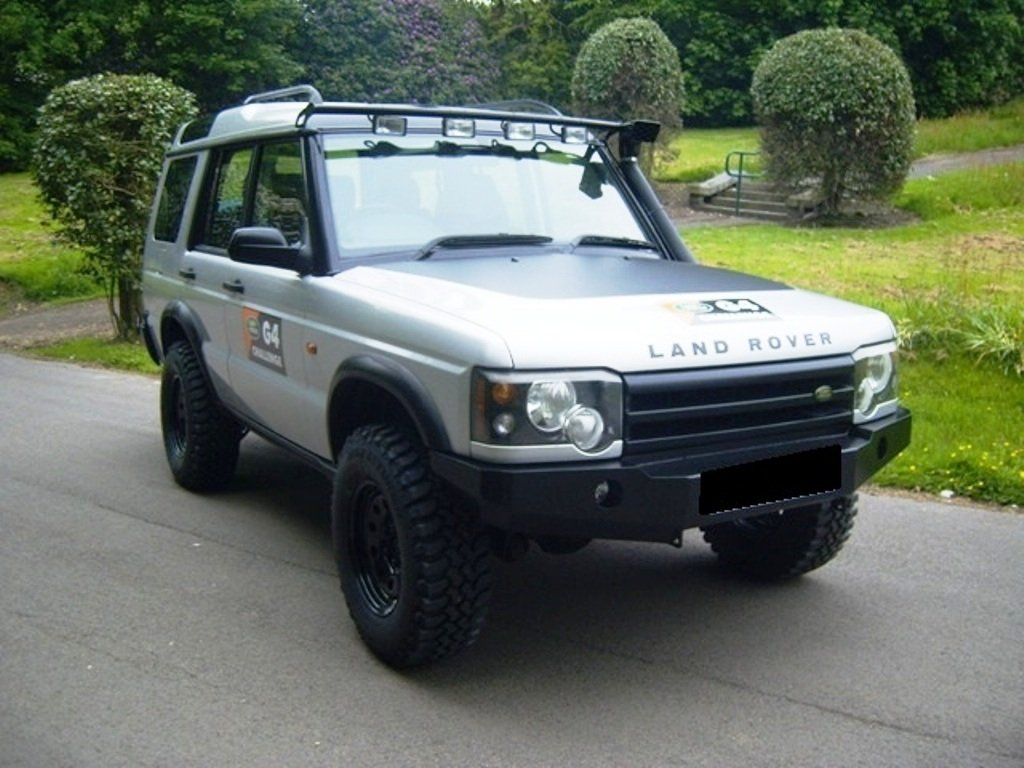2003 LAND ROVER DISCOVERY II TD5 MANUAL OFF ROADER For Sale (picture 1 of 6)