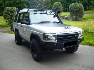 2003 LAND ROVER DISCOVERY II TD5 MANUAL OFF ROADER For Sale