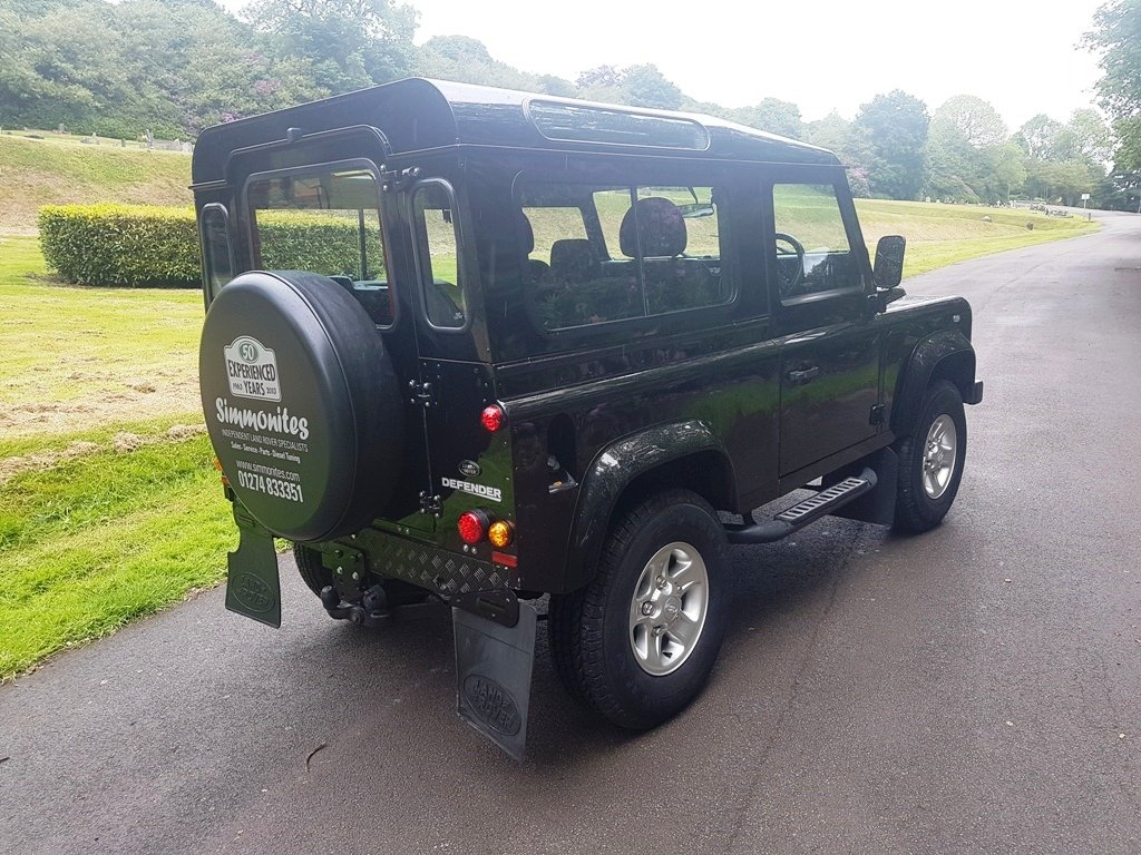 2003 LAND ROVER DEFENDER 90 TD5 COUNTY STATION WAGON For Sale (picture 3 of 6)