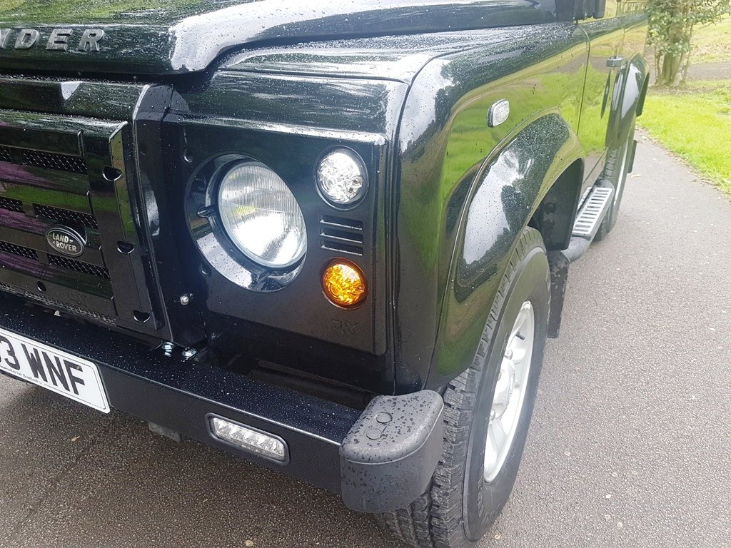 2003 LAND ROVER DEFENDER 90 TD5 COUNTY STATION WAGON For Sale (picture 4 of 6)