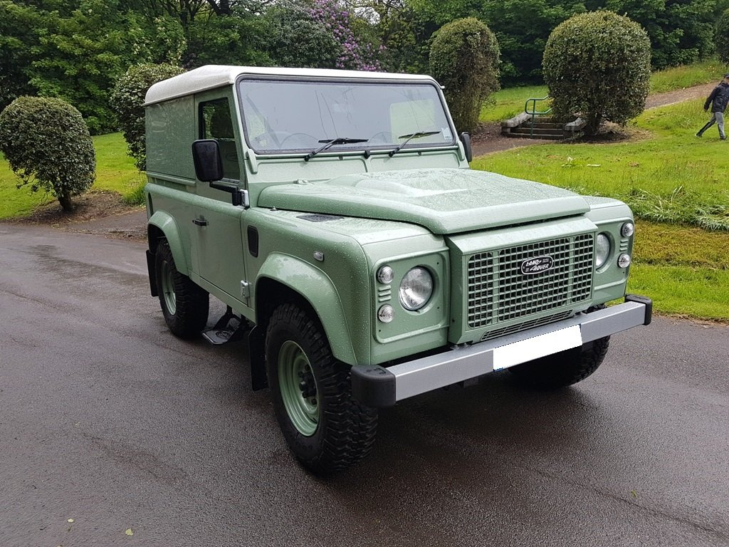 2016 LAND ROVER DEFENDER HERITAGE COUNTY  For Sale (picture 1 of 6)