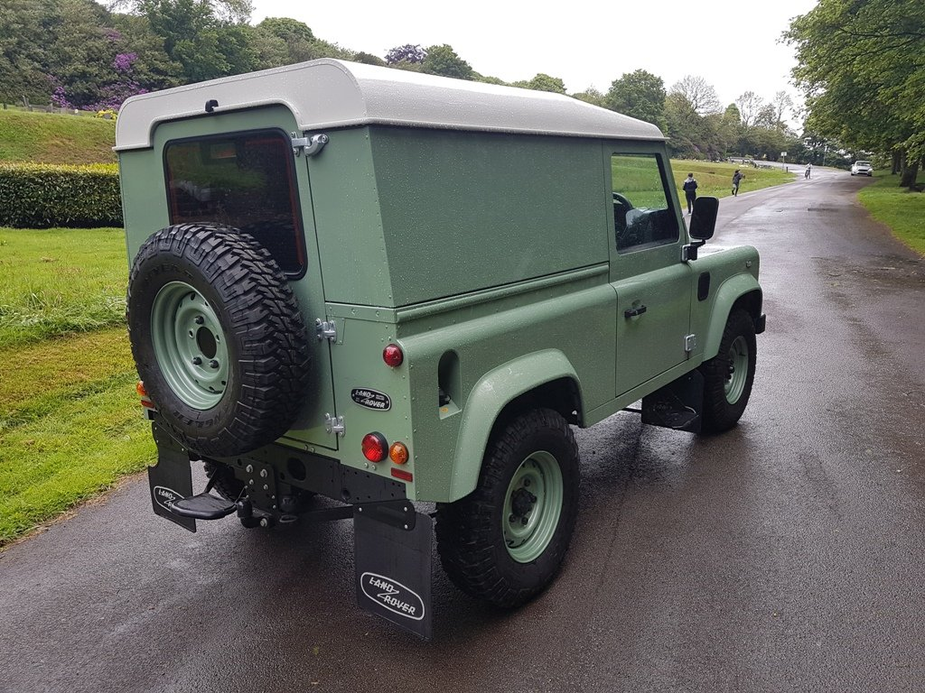 2016 LAND ROVER DEFENDER HERITAGE COUNTY  For Sale (picture 2 of 6)