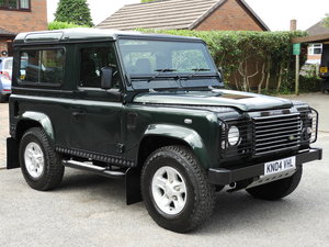 2004 LAND ROVER DEFENDER 90 2.5 TD5 XS STATION WAGON !!! For Sale