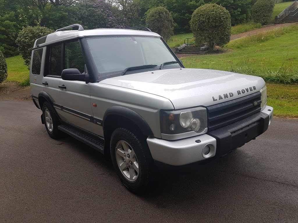 2004 LAND ROVER DISCOVERY XS V8 AUTO For Sale (picture 1 of 6)