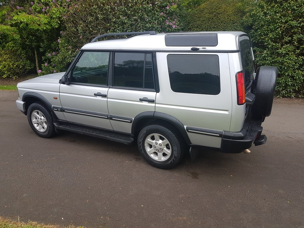2004 LAND ROVER DISCOVERY XS V8 AUTO For Sale (picture 2 of 6)