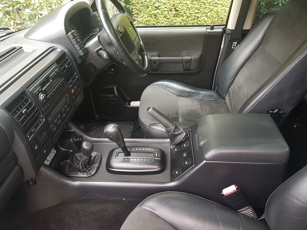 2004 LAND ROVER DISCOVERY XS V8 AUTO For Sale (picture 3 of 6)