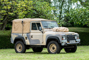 1986 Land Rover 90 V8 For Sale by Auction