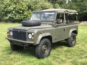 1897 1987 LHD Land Rover 90, Fully US exportable For Sale