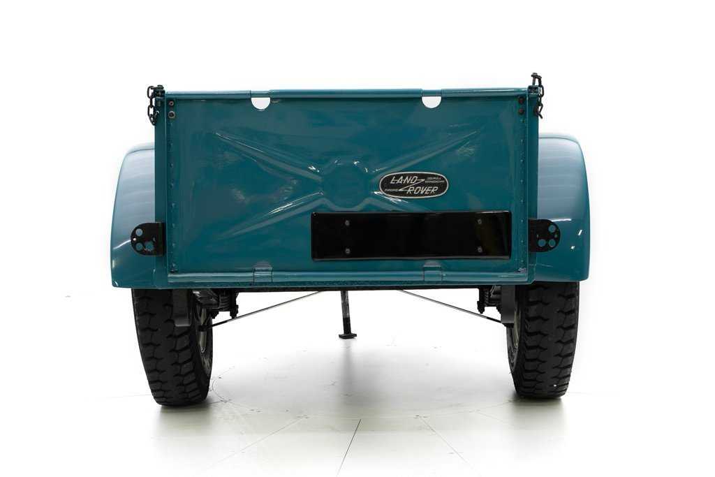 1964 Land Rover Series IIA Restored + Utility Trailer $34.5k For Sale (picture 6 of 6)