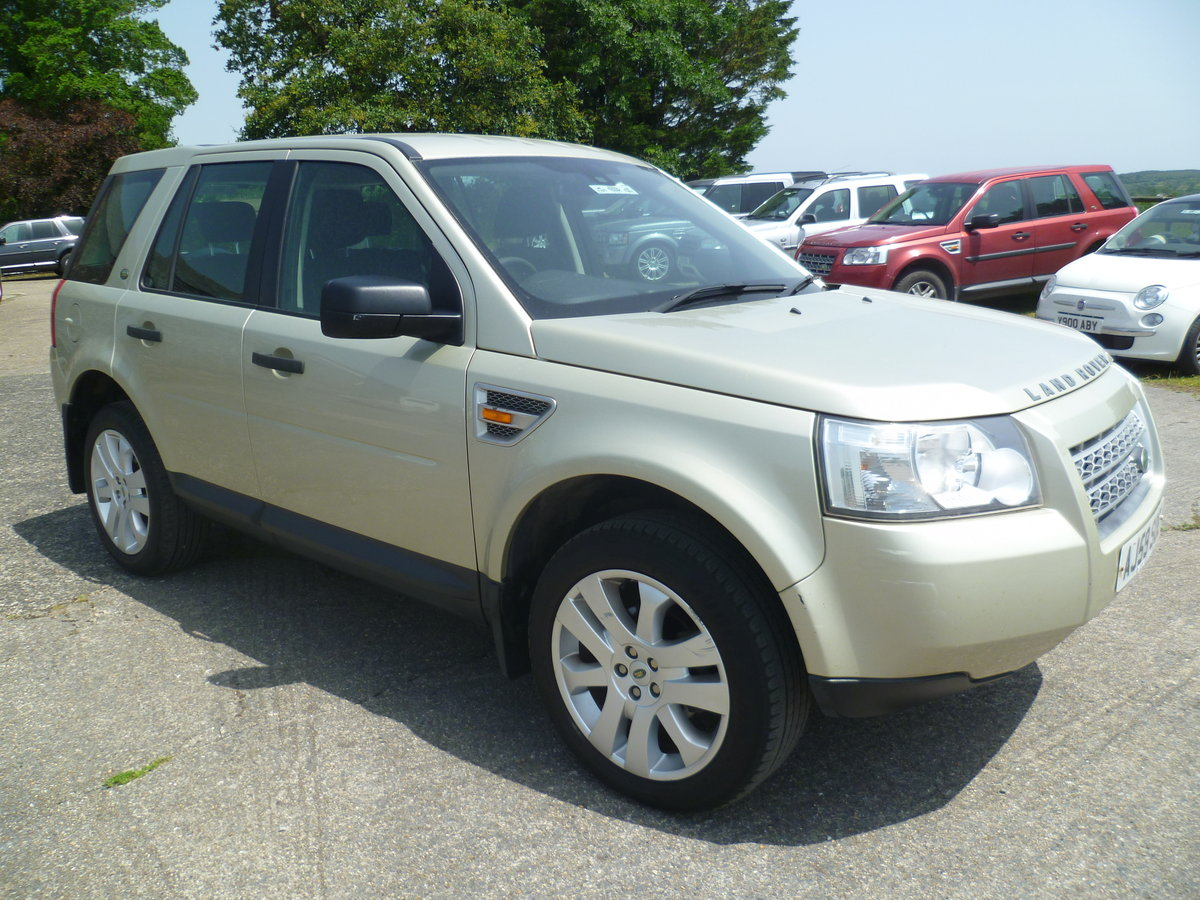 2010 Freelander 2 TD4 GS For Sale (picture 1 of 6)