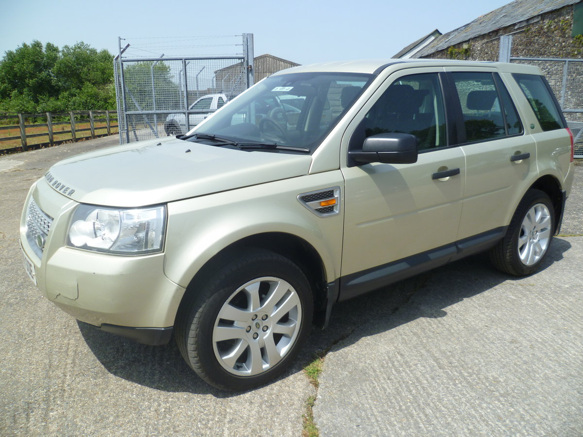 2010 Freelander 2 TD4 GS For Sale (picture 2 of 6)