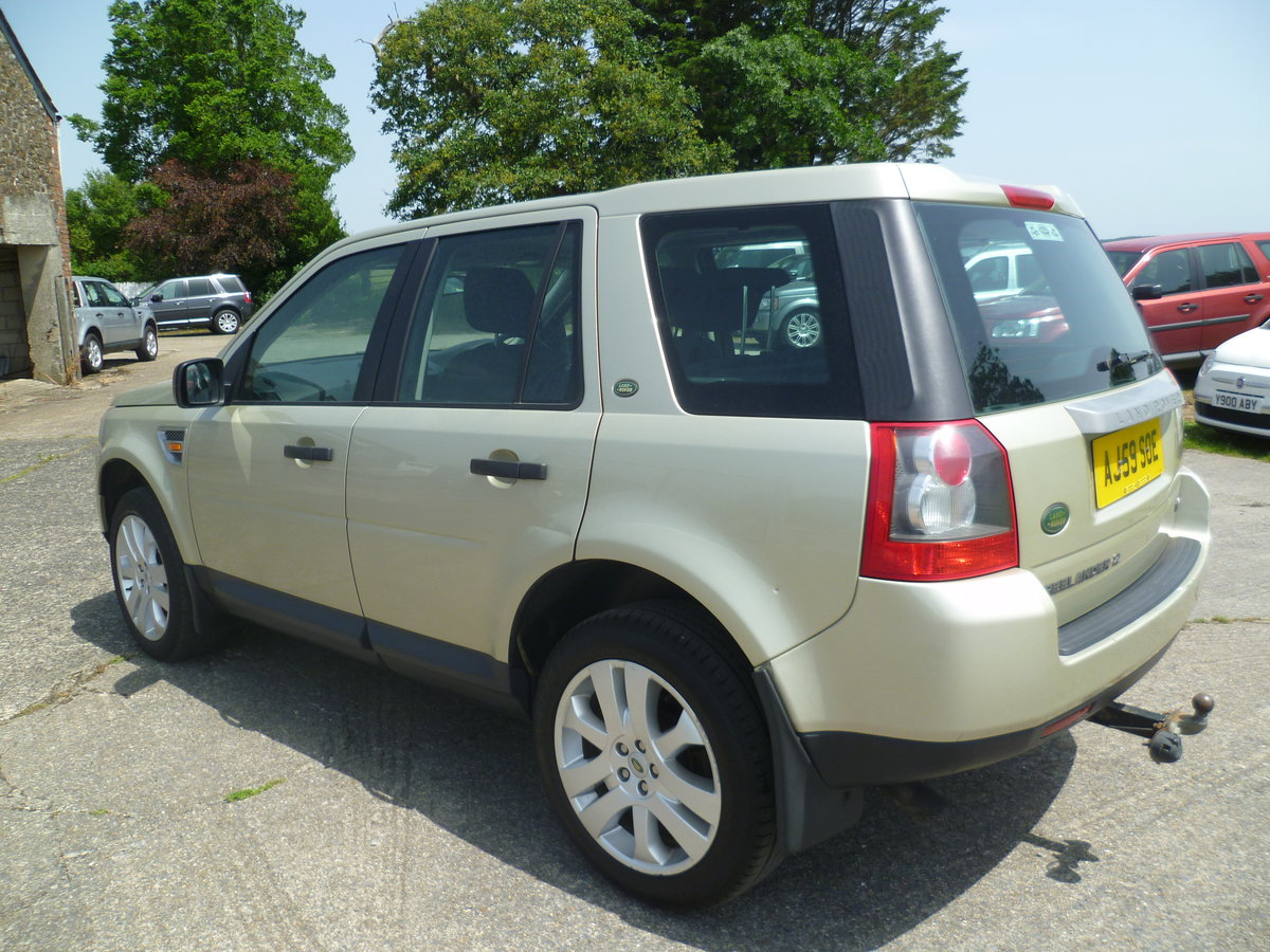 2010 Freelander 2 TD4 GS For Sale (picture 3 of 6)