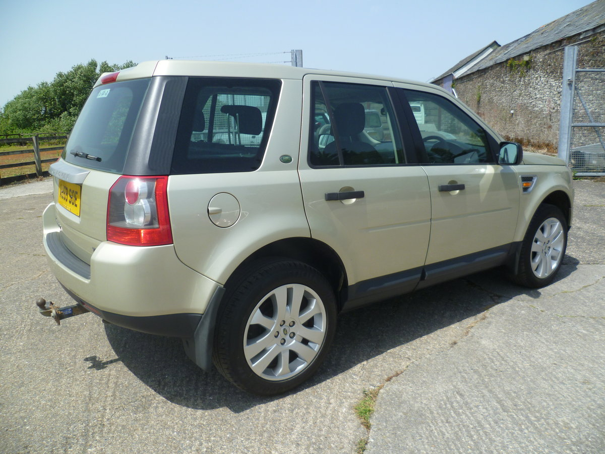 2010 Freelander 2 TD4 GS For Sale (picture 4 of 6)