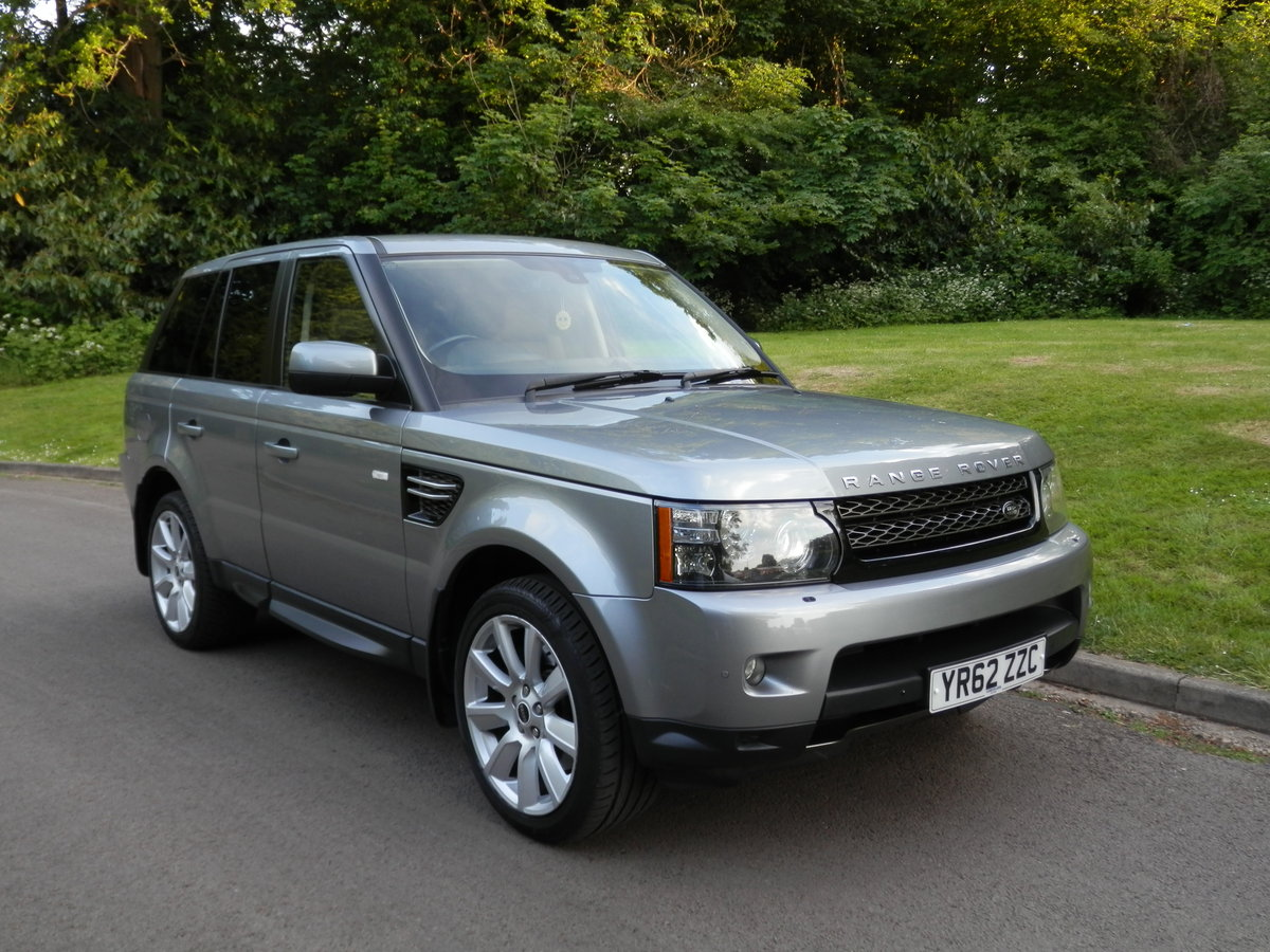 2012 Range Rover Sport 3.0SDV6. Lovely Example. Well Maintained.. SOLD (picture 1 of 6)
