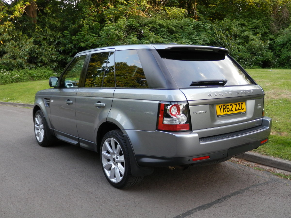 2012 Range Rover Sport 3.0SDV6. Lovely Example. Well Maintained.. SOLD (picture 6 of 6)