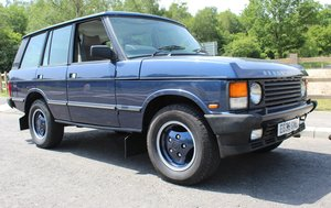 1987 Range Rover 3.5 EFi Automatic  Classic , Beautiful  For Sale