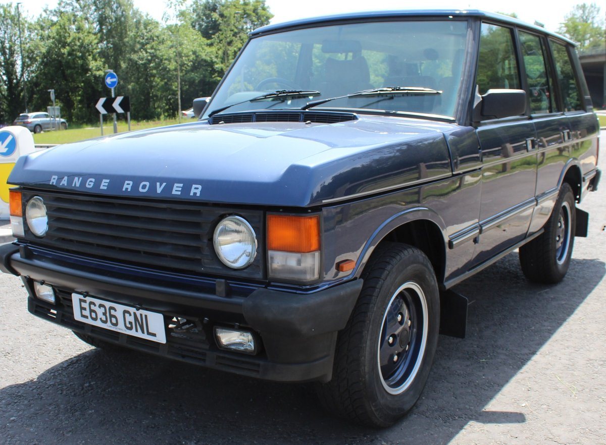 1987 Range Rover 3.5 EFi Automatic  Classic , Beautiful  For Sale (picture 2 of 6)