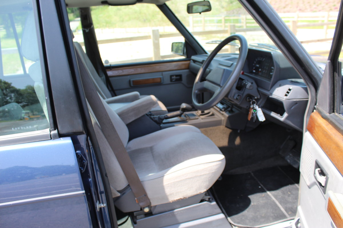 1987 Range Rover 3.5 EFi Automatic  Classic , Beautiful  For Sale (picture 5 of 6)